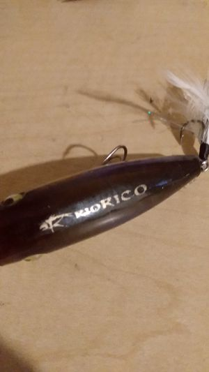 Fishing lure Lobina Rico Popper for Sale in Phoenix, AZ