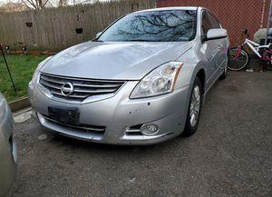 Nissan Altima good condition for Sale in North Providence, RI