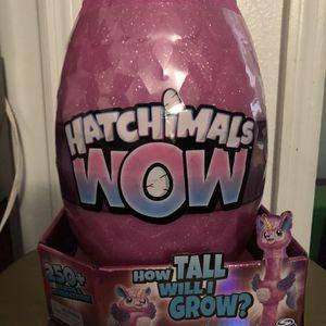 Hatchimals wow for Sale in Bradenton, FL