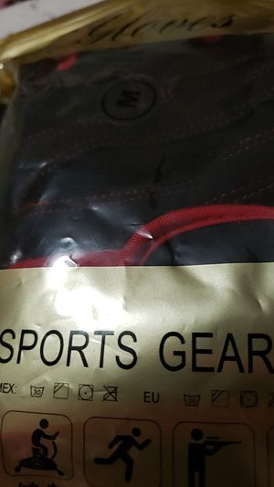 Sports gloves. Fingerless size Womens M for Sale in West Valley City, UT