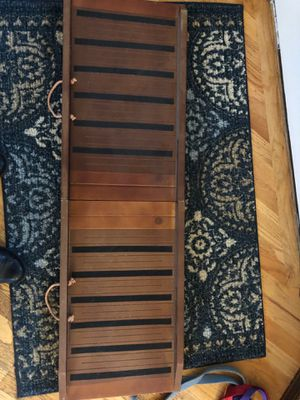 Truck / car /SUV ramp for dog /pet wooden for Sale in Auburn, WA