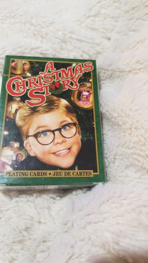 A christmas story playing cards for Sale in Piney Flats, TN