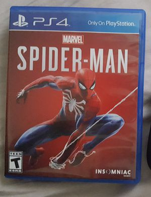 Spiderman PS4 for Sale in Walton Hills, OH