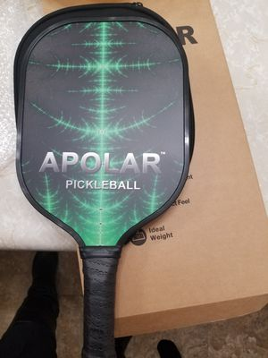 Pickleball paddle, brand new in box. Never been used for Sale in Bakersfield, CA