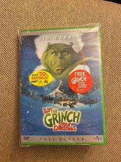 Grinch movie for Sale in Perryville,  MD