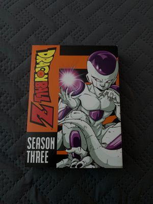 Complete DragonBall z season 3, infamous Frieza saga collection. for Sale in Pasco, WA
