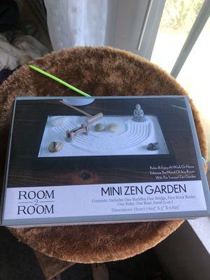 mini zen garden for Sale in Parlier, CA