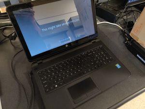 15.6 Inch HP Laptop for Sale in Davie, FL