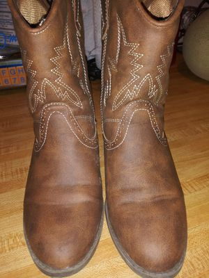 2 pair of Girl Boots for Sale in Tucson, AZ