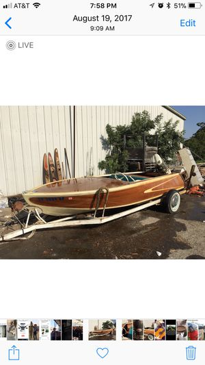 Ski boat for Sale in Parlier, CA