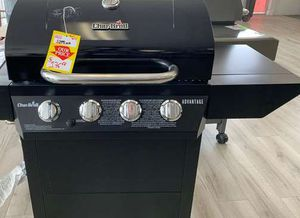 Brand New Black Char-Broil BBQ Grill O9 for Sale in Fort Worth, TX
