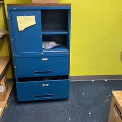 2 Blue Cabinets FREE! for Sale in San Leandro,  CA