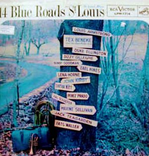 14 Blue Roads To St. Louis RCA Victor LPM-714 for Sale in San Diego, CA