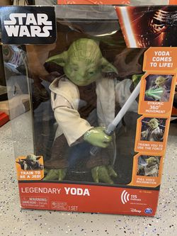Yoda Interactive for Sale in Hudson, IA