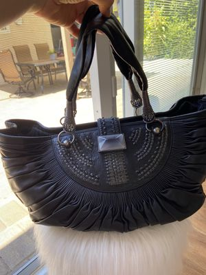 Christian Dior Authentic black plisse tote bag for Sale in Burbank, CA