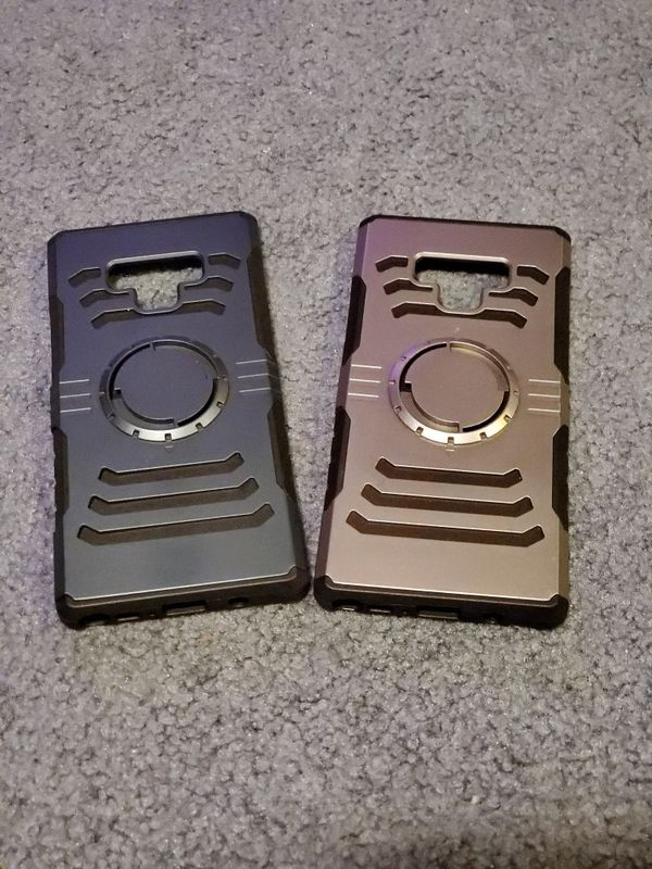 2 MAGNETIC NOTE 9 CASES