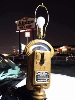 Parking meter Lamp (City of Chicago) for Sale in Santa Monica, CA