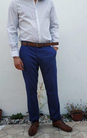 Brand New Nike Blue Navy Dress Pants Dri-Fit Standard Fit 34x30 for Sale in Miami, FL