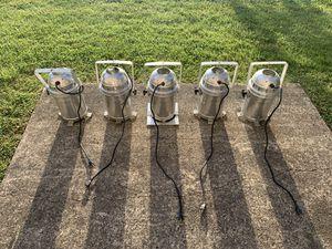 Par 64 - Metallic Chrome Lights for Sale in Greensburg, PA