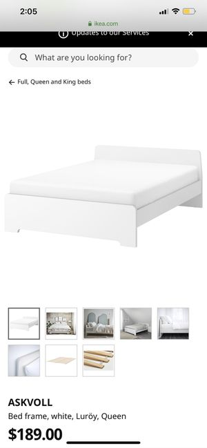 Bed frame for Sale in VA, US