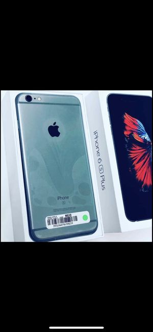iPhone 6s Plus unlocked for Sale in Sugar Land, TX