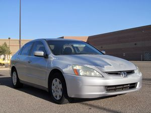 2004 Honda Accord LX-4cyl-Auto-A/C-Clean Title for Sale in Avondale, AZ