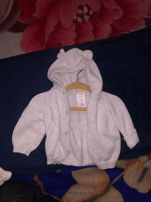 Baby sweater with ears for Sale in Downey, CA