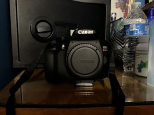 Canon rebel T6 for Sale in East Longmeadow, MA