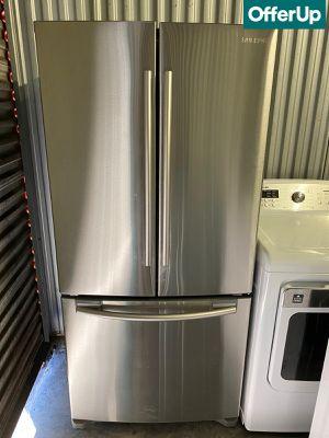 36 in. Wide Samsung Refrigerator Fridge French Door 3-Door #1259 for Sale in Orlando, FL