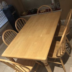 Kitchen Breakfast Dining Table for Sale in Mesquite, TX