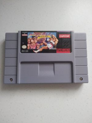Street fighter snes for Sale in San Diego, CA