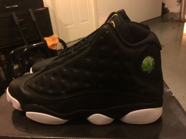 "Air Jordan 13 retro SZ 11 ""playoffs 2011 release"""