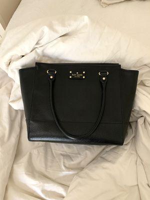 Kate Spade Large Black Tote Bag for Sale in Las Vegas, NV