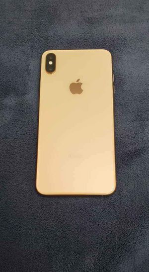 iPhone xs max for Sale in Lucerne, CO