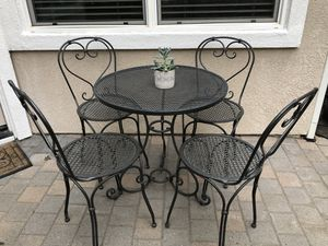 Outdoor Bistro Table for Sale in San Ramon, CA