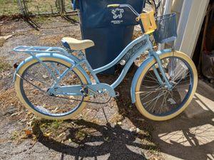 Huffy girls bike and rack for Sale in BRECKNRDG HLS, MO