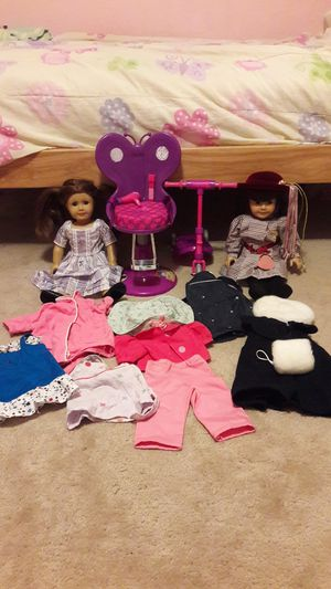 American Girl Dolls for Sale in Elburn, IL