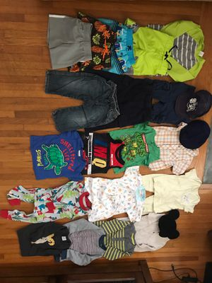 Kids Clothes - 12m-18m - Hanna Andersson, Gymboree, Gap for Sale in San Diego, CA