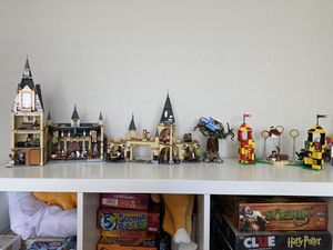 Harry Potter Collection Legos for Sale in San Diego, CA