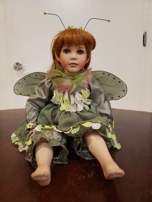 Antique fairy doll for Sale in Fontana, CA