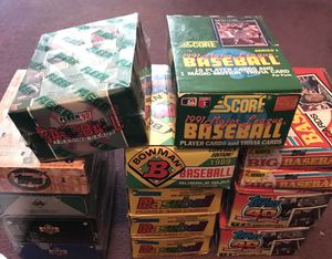 Baseball cards for Sale in Arbutus, MD