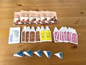 27 pieces of Korean beauty samples for Sale in Las Vegas, NV