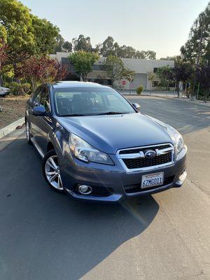 Subaru legacy limited 2013 for Sale in Hillsborough, CA
