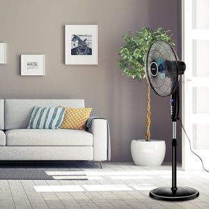 16 Adjustable Oscillating Pedestal Stand Fan for Sale in Canyon Lake, CA