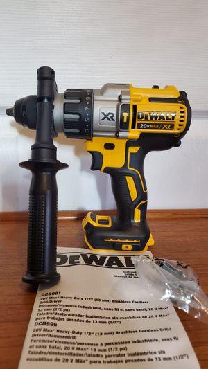 DeWalt 20V XR taladro martillo 🔨 NUEVO!!!! DeWalt 20V XR hammer 🔨 drill NEW!!! for Sale in Chicago, IL
