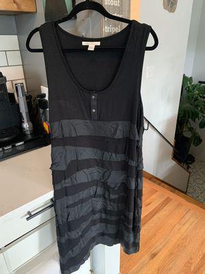 medium. kenneth cole. black. knit feel. fringe feels satin like for Sale in Portland, OR