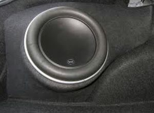 Custom Fiberglass Subwoofer Enclosures for Sale in Columbia, SC