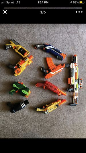 Nerf guns for Sale in Eagle Creek, OR