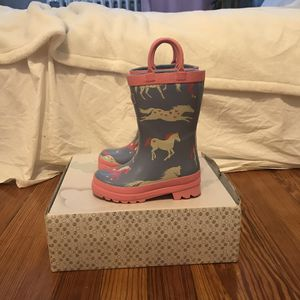 Hatley kids rain boots size 7 for Sale in The Bronx, NY