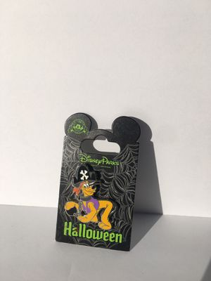 New * Never Used Disney Pirate Pluto Halloween Pin * Disneyland for Sale in Livermore, CA